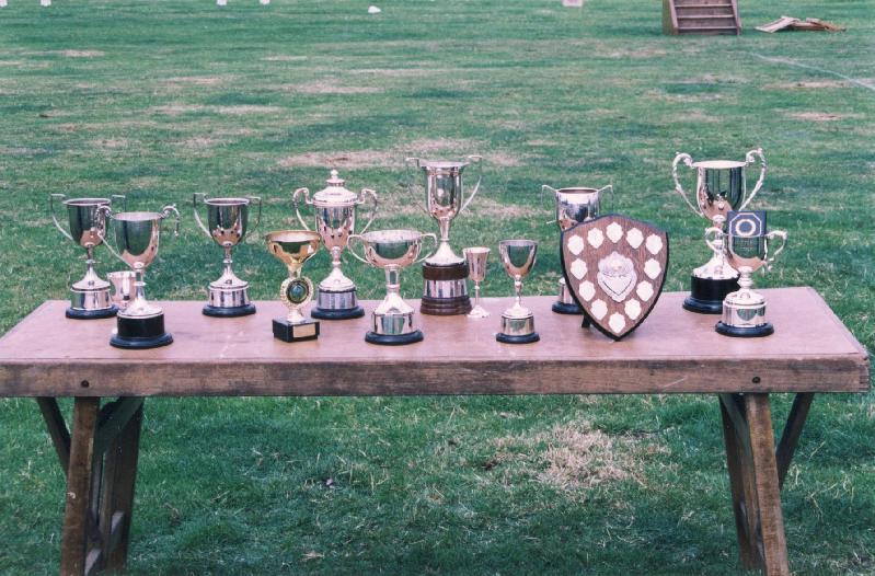 John Trophy Table